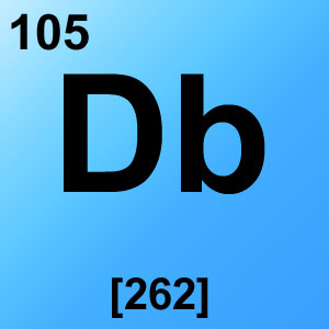 Periodic Table Elements Game Option - dubnium
