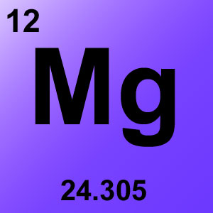Periodic Table Elements Game Option - magnesium