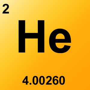 Periodic Table Elements Game Option - helium