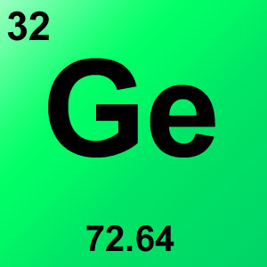 Periodic Table Elements Game Option - germanium
