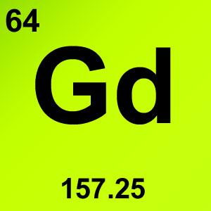Periodic Table Elements Game Option - gadolinium