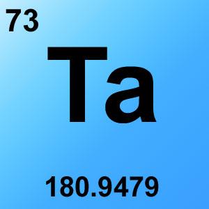 Periodic Table Elements Game Option - tantalum