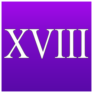 Roman Numeral Game Option - XVIII.png