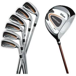 Sports Equipment Game Option - golf club