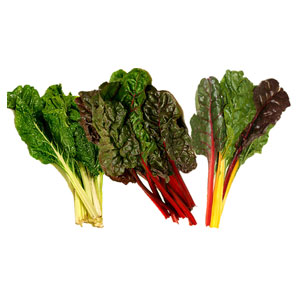 Vegetable Game Option - Chard