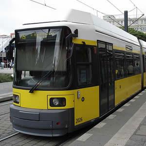 Vehicles Game Option - tram